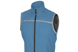 4517055 086 Supperleggera Vest Men Aqua coover