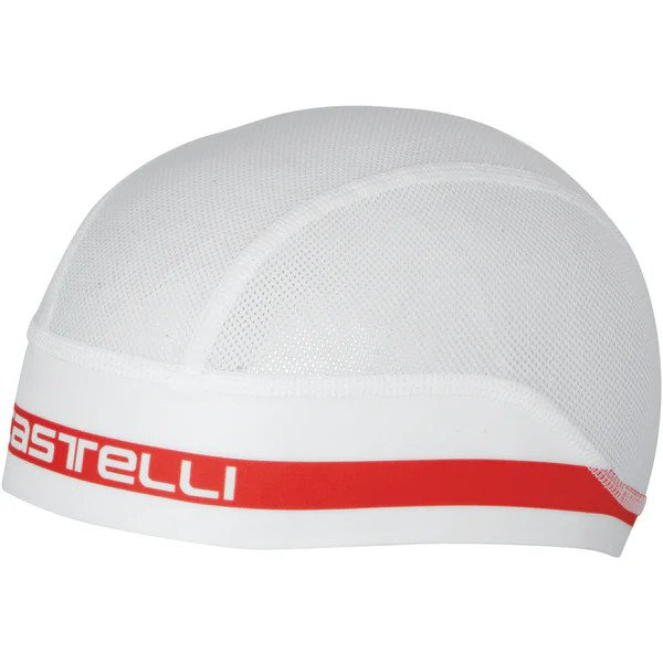 Castelli Skull Cap 4511057 001 -Red Band