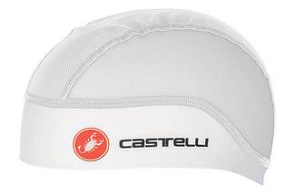 Castelli Skull Cap 4516043 001 -White BandA